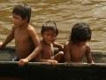 5 Indios Warao Orinoco