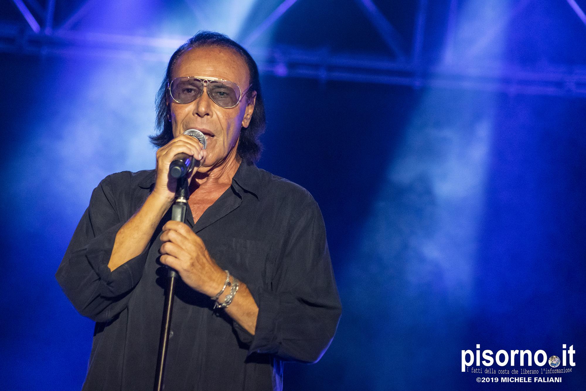 Antonello Venditti live @ Castiglioncello FeAntonello Venditti live @ Castiglioncello Festival, 18 Agosto 2019stival, 18 Agosto 2019