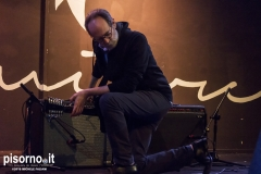 Arto Lindsay @ Cinema Lumiere (Pisa, Italy), April 13th 2018
