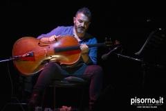 ARTO LINDSAY - Voce e Vortice - Lectura Dantis di Carmelo Bene - Live @ Estate Fiesolana 2021