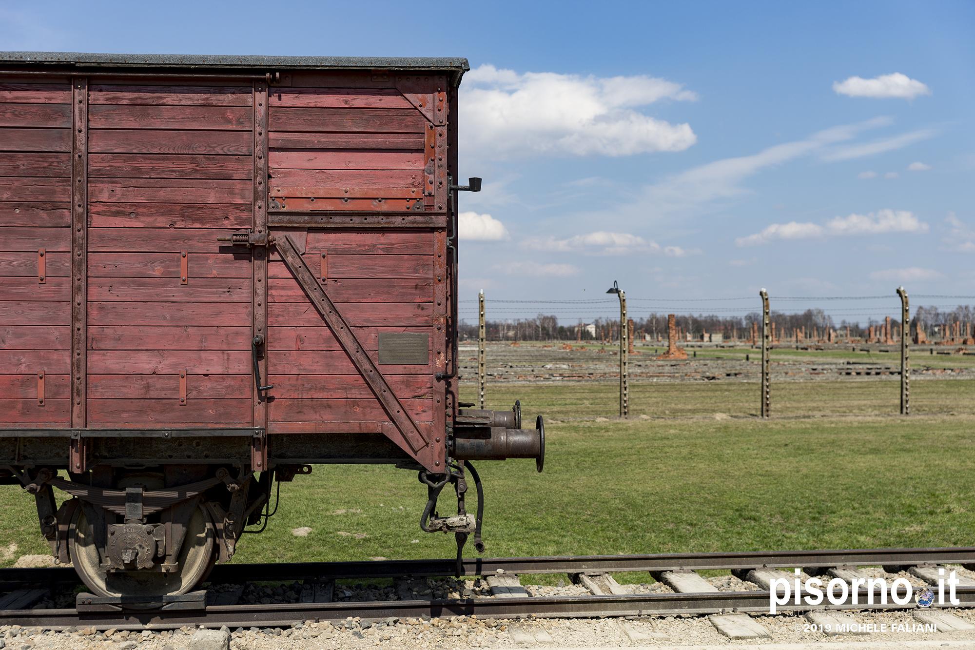 Campo di Campo di sterminio di Auschwitz Birkenausterminio di Auschwitz Birkenau