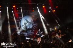 Bandabardò live @ Summer Knights (Pisa, 12 Settembre 2019)