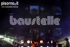 Baustelle live @ Settembre // Prato è spettacolo, 4/9/2017