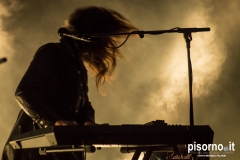 Beach House live @ Mojotic August 16th 2017