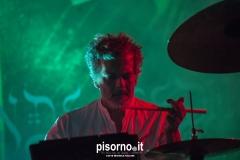 Blonde Readhead live @ Teatro Romano di Fiesole, July 17th 2016