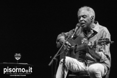 Caetano Veloso & Gilberto Gil live @ Villa Arconati (Castellazzo di Bollate, July 11th 2015)