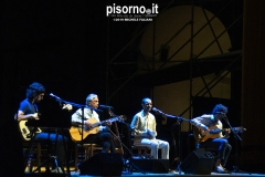 Caetano Veloso, Moreno Veloso, Tom Veloso e Zeca Veloso 05