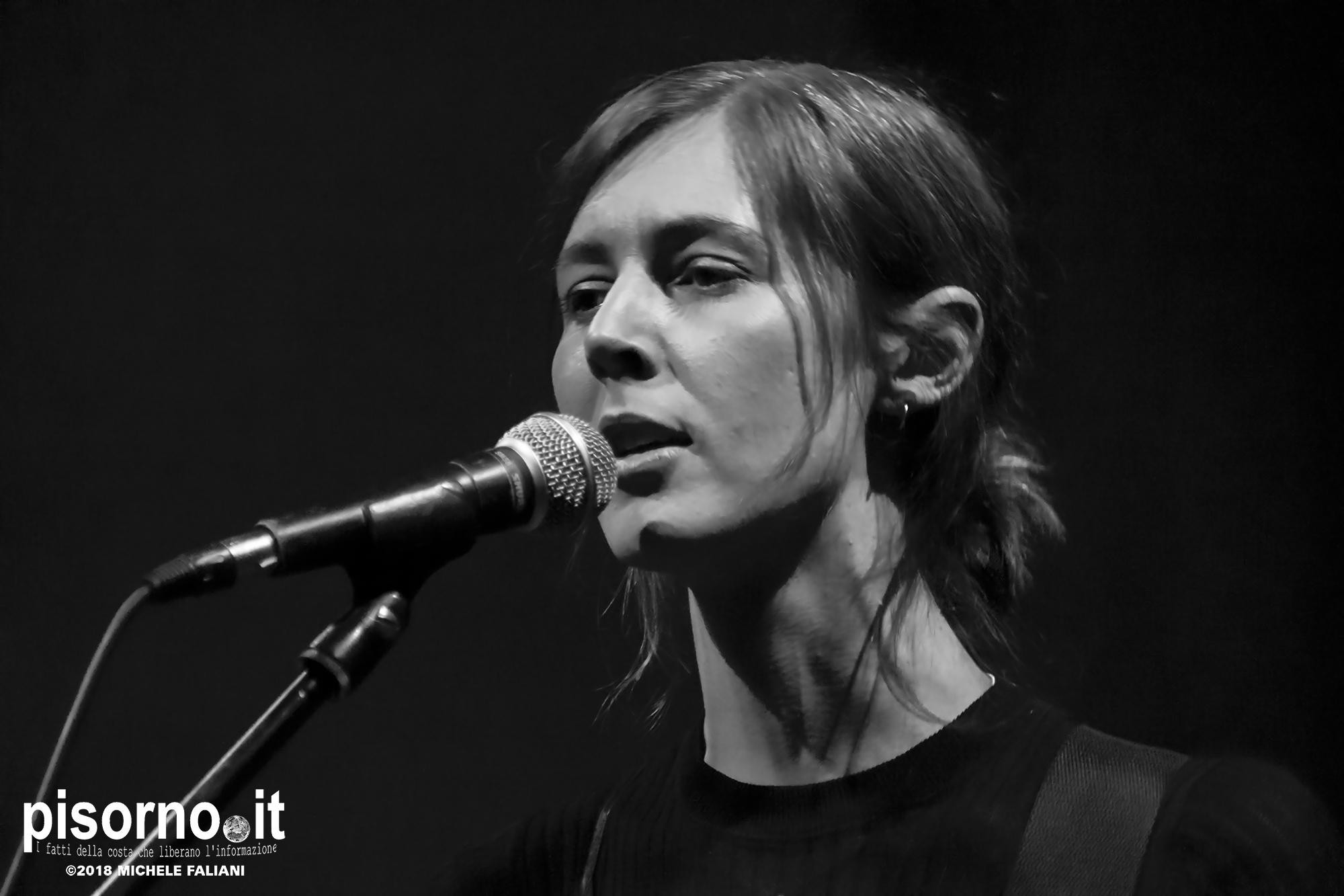 Carla dal Forno live @ Sala Vanni (Firenze, Italy) April 27th 2018