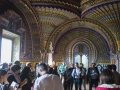 Castello di Sammezzano - La sala dei pavoni
