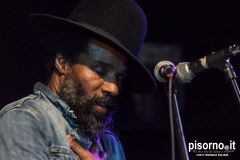 Cody ChesnuTT @ Ex Cinema Aurora, Livorno, October 9th 2017