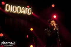Diodato @ The Cage (Livorno), 31 Marzo 2018