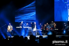 Francesco Gabbani live @ Nelson Mandela Forum (Firenze, 20 Gennaio 2018)