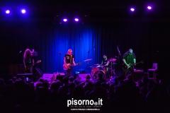 Giorgio Canali & Rossofuoco live @ Lumiere (Pisa, 16 Marzo 2019)