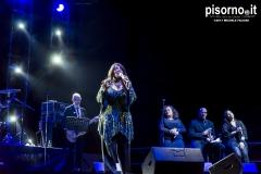 Gloria Gaynor live @ Palapop, Santa Croce sull'Arno, March 7th 2017