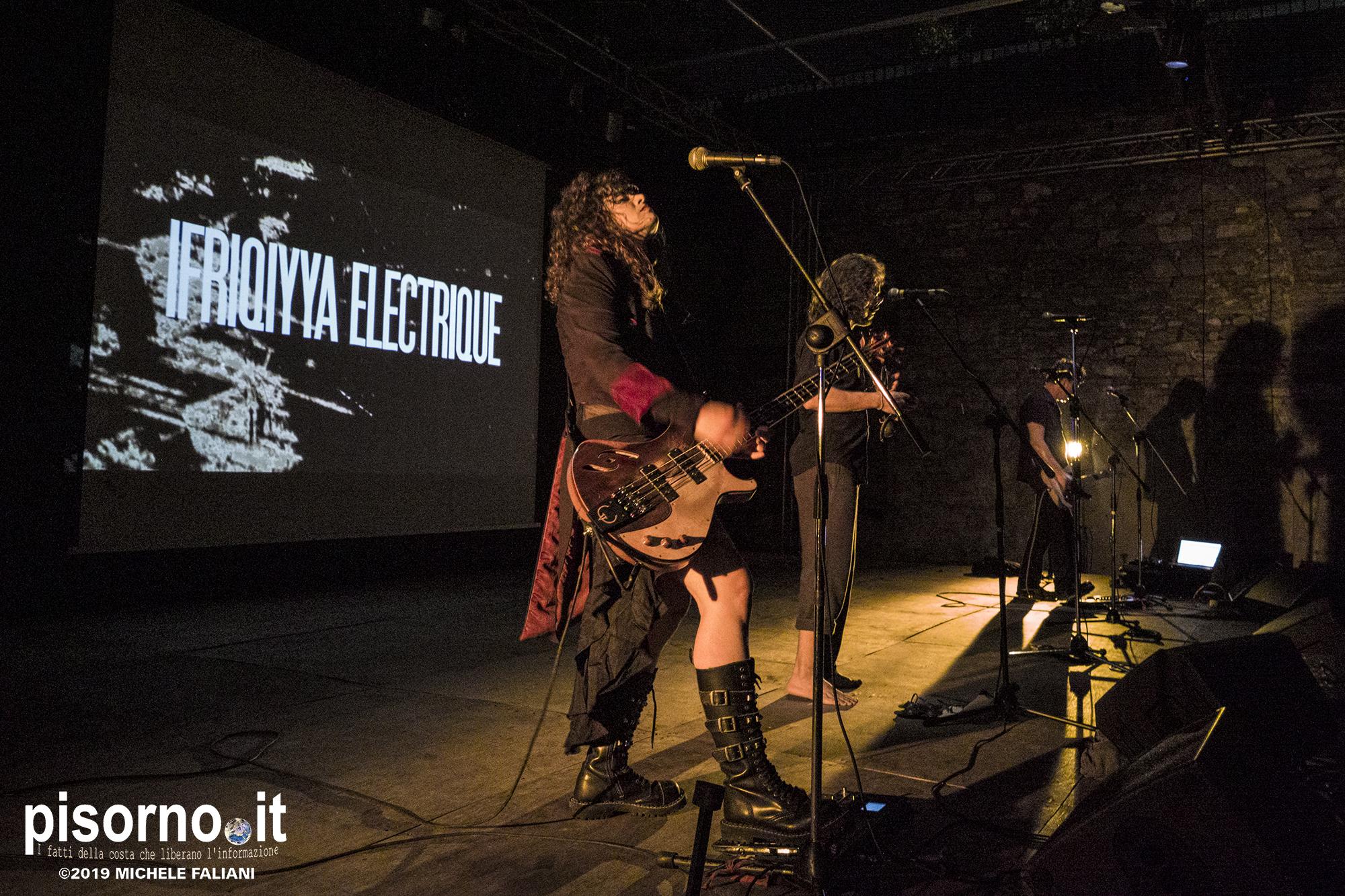 Ifriqiyya Électrique live @ San Salvi (Firenze, Italy, June 28th 2019)