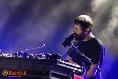 Iosonouncane @ Cortomuso Festival, Livorno, 27 Agosto 2021