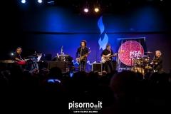 James Senese & Napoli Centrale live @ Cinema Lumiere (Pisa, Italy), 19 Aprile 2018