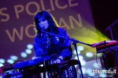 Joan As Police Woman @ Lilith Festival (Genova, Italy), July 25th 2018
