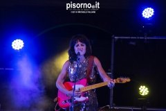 Joan As Police Woman live @ BOtanique (Bologna, Italy, June 19th 2019)