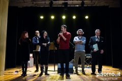 La cultura non si ruba - Nuovo Teatro delle Commedie (Livorno, Italia) 22 Febbraio 2019