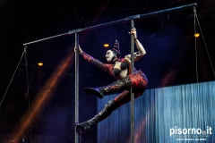 Le Cirque World's Top Performers in Alis @ Modigliani Forum (Livorno, Italy), April 27-28-29th 2018