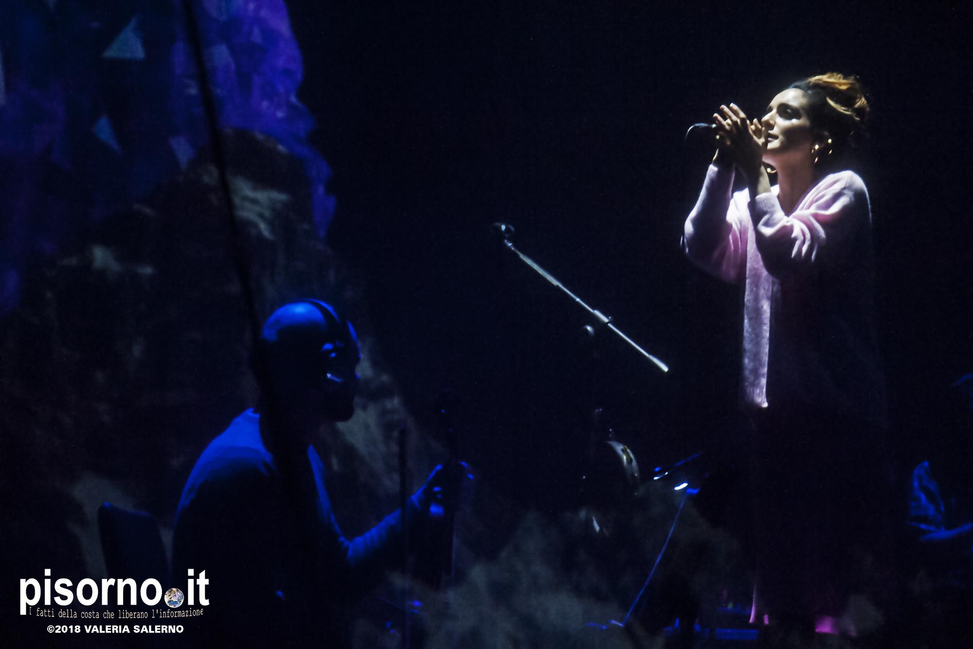 Levante @ Teatro Verdi (Firenze, Italy), 26 Febbraio 2018