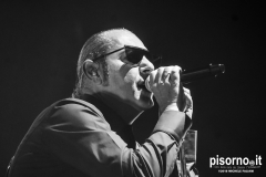 Luca Carboni live @ ObiHall (Firenze, Italy), Oct. 22 2018