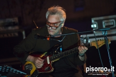 Marc Ribot's Ceramic Dog live @ Anfiteatro Pecci (Prato, July 8th 2019)