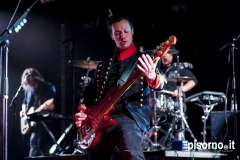 Ministri live @ Obi Hall (Firenze, Italy), April 24th 2018