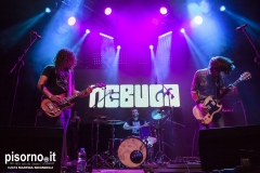 Nebula live @ The Cage (Livorno, Italy, Oct 3rd 2019)