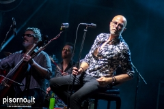 Negrita live @ Castiglioncello Festival, 13 Agosto 2019