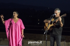 Noa & Gil Dor live @ Forte Belvedere (Firenze, Italy), August 2nd 2018