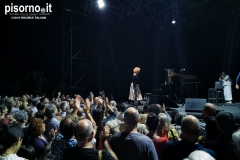 Ornella Vanoni live @ Villa Bertelli, Forte dei Marmi, 11 Agosto 2019