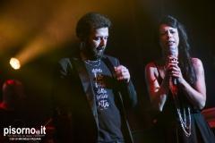 Paolo Vallesi e Amara live @ Teatro Puccini (Firenze, 23 Maggio 2019)