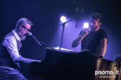 Paolo Vallesi e Marco Masini live @ Teatro Puccini (Firenze, 23 Maggio 2019)