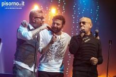 Paolo Vallesi Marco Masini e Enrico Ruggeri live @ Teatro Puccini (Firenze, 23 Maggio 2019)