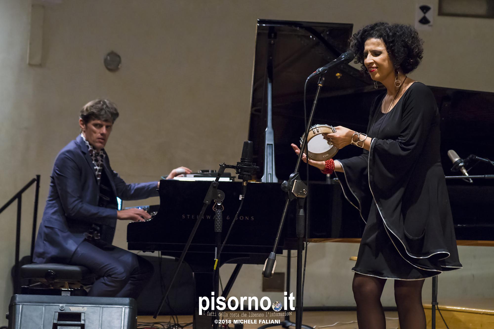 Paula Morelenbaum's Bossarenova Trio @ Conservatorio L. Cherubini (Firenze, Italy), Aprile 12th 2018)