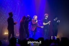 Red Canzian live @ Città del Teatro (Cascina, Italy), 2 Maggio 2018