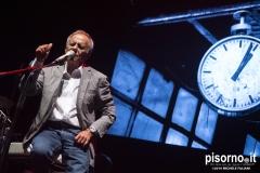 Roberto Vecchioni live @ Villa Bertelli (Forte dei Marmi, 16 Agosto 2019)