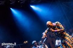 Seun Kuti & Egypt 80 live @ Effetto Venezia 28/7/2017