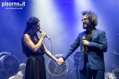 Simone Cristicchi live @ Villa Bertelli (Forte dei Marmi, 6 Agosto 2019)