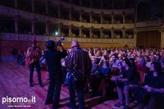 Sun Ra Arkestra @ Teatro Verdi (Pisa, Italy), March 29th 2018