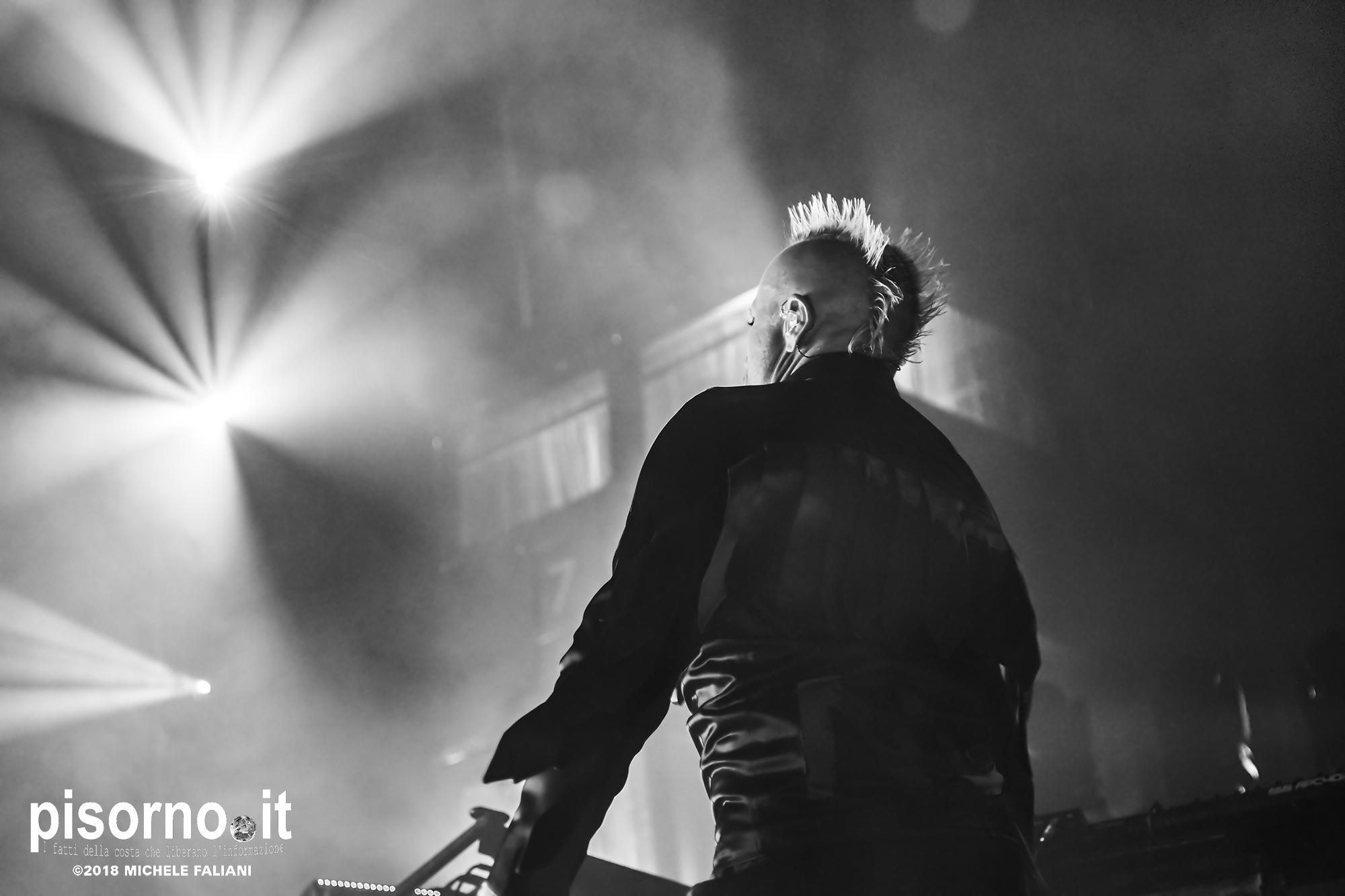 The Prodigy live @ ModiglianiForum (Livorno, Italy), Nov. 30th 2018