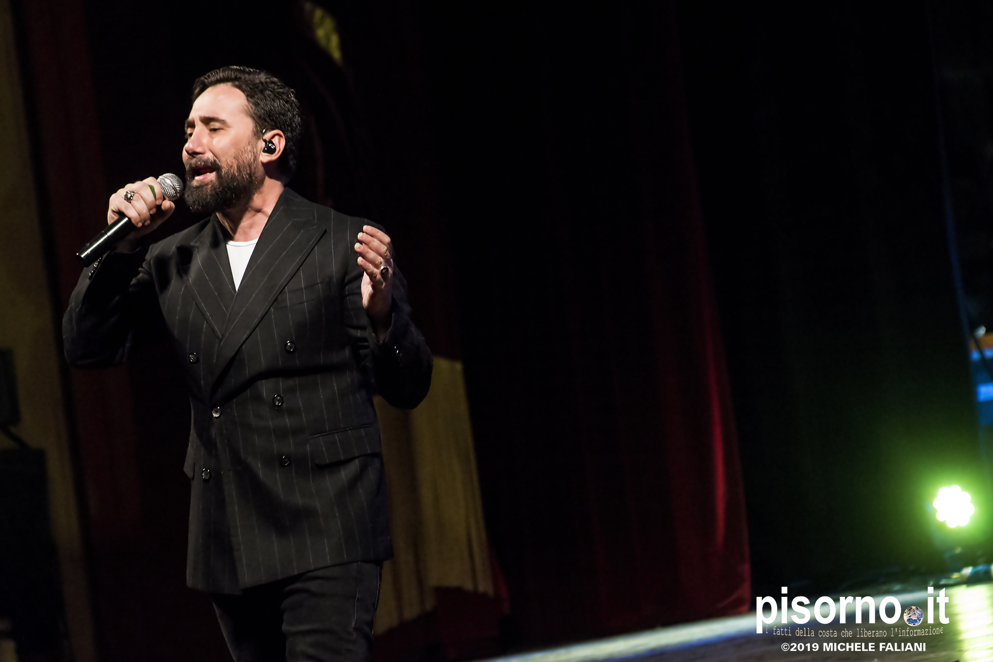 Tiromancino live @ Teatro Verdi (Firenze, Italy), 21 Gennaio 2019