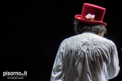 Vinicio Capossela & Orchestra Filarmonica Toscanini @ Villa Bertelli (Forte dei Marmi) 28 Luglio 2018