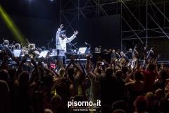 Vinicio Capossela & Orchestra Filarmonica Toscanini @ Villa Bertelli (Forte dei Marmi) 28 Luglio 2018oscanini 11