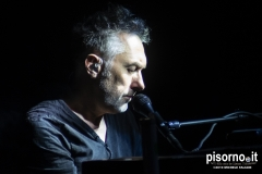 Yann Tiersen live @ Pecci Summer Live (Prato, July 10th 2019)