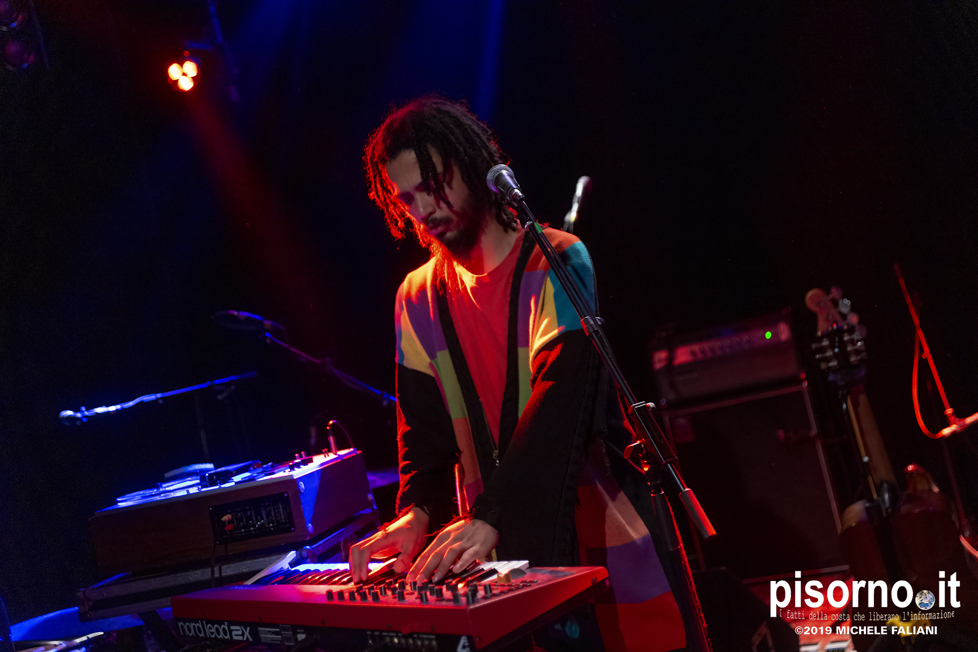 Yves Jarvis live @ Locomotiv (Bologna, Italy, November 14th 2019)