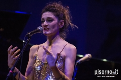 Fabrizio Puglisi / Cristina Zavalloni / Jan Bang live @ Sala Vanni (Firenze), 9 Marzo 2019