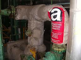 acqua tubazioni amianto